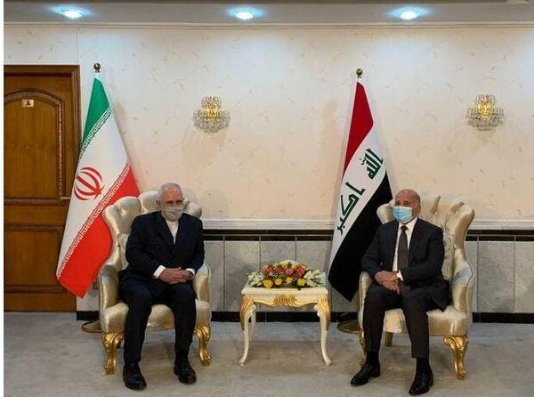 ظریف: از نقش مهم عراق در منطقه استقبال میکنیم
