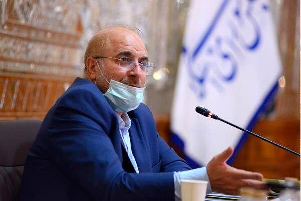تاکید قالیباف بر افزایش همکاری همه جانبه ایران و جمهوری آذربایجان