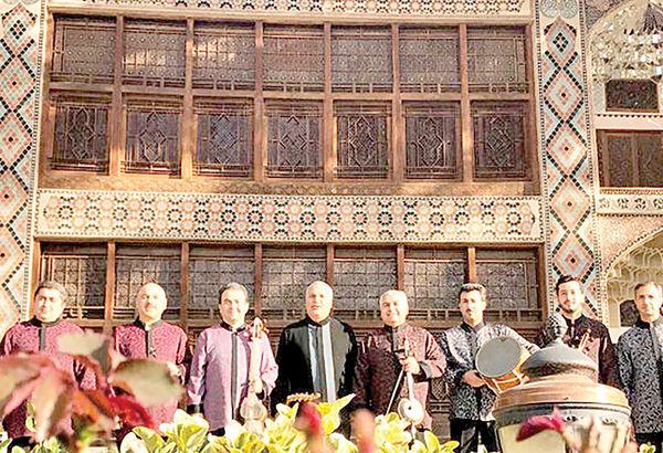 کنسرت دلنوازان آذربایجان در تالار وحدت