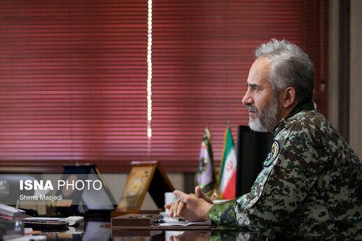 هشدار یک فرمانده ارتشی درباره عواقب تحرکات اسرائیل و آمریکا در منطقه