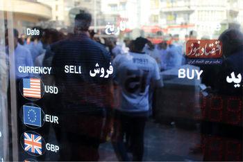 نوسان قیمت دلار به صفر میل می کند
