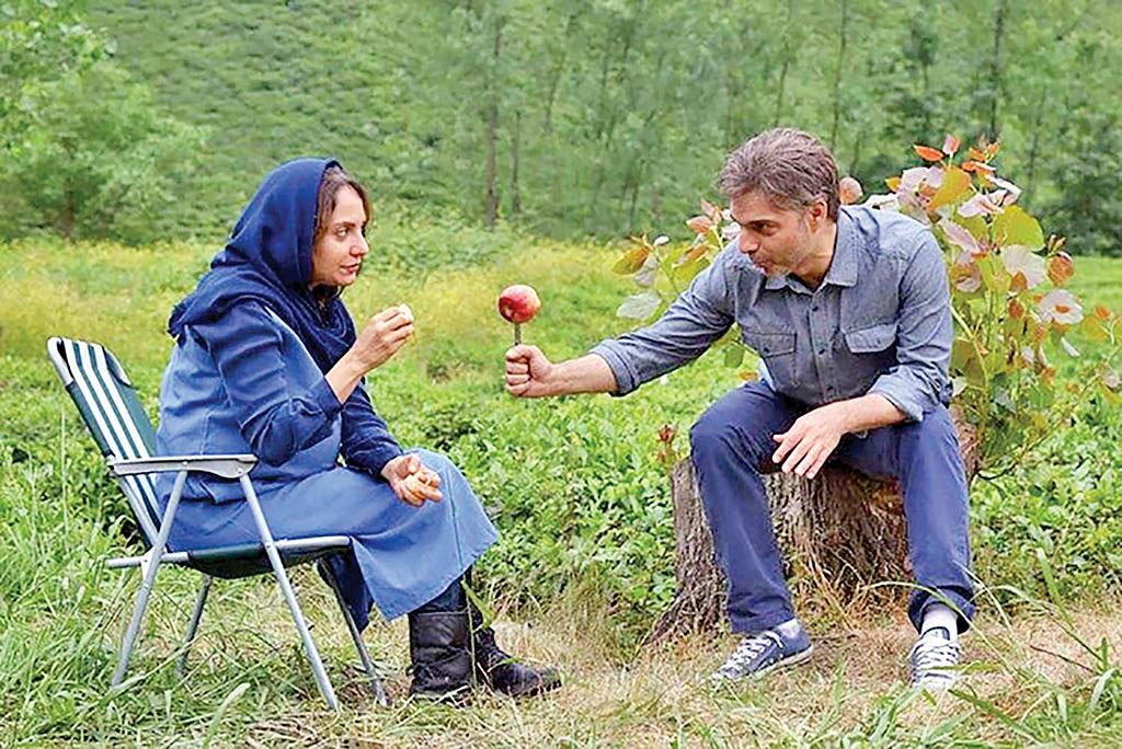 اکران آنلاین فیلم «ناگهان درخت»