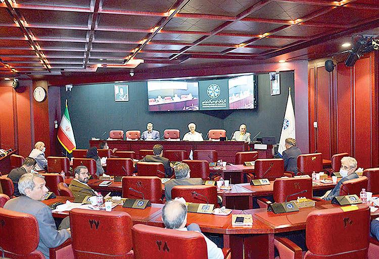 وضعیت ایران در نماگر ورشکستگی