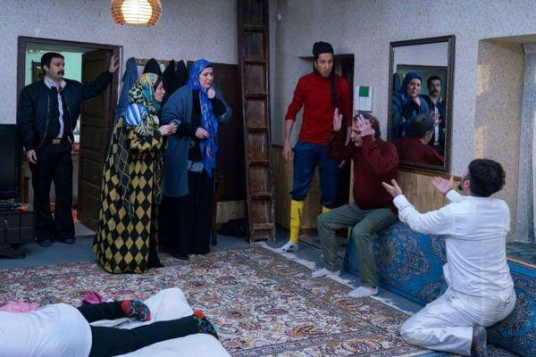 جدیدترین عکس از فصل ششم «پایتخت»/ عوامل به تهران رسیدند