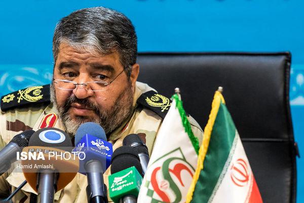 سردار جلالی: اقتدار ارتش نفس را در سینه دشمنان حبس میکند