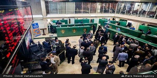 ریزش 3600 واحدی بورس تهران