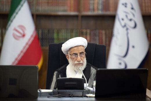 نگرانی دبیر شورای نگهبان از موج جدید کرونا در ایران و مشکلات اقتصادی مردم
