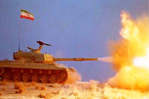 تصاویری از شکارچی ایرانی موشکهای لیزری آمریکا