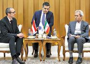 پیگیری تشکیل اتاق مشترک ایران و اتریش