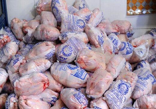 چرا قیمت مرغ گران شد؟