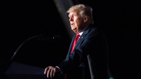 حسادت ترامپ به طالبان