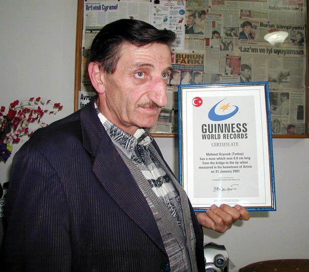 رکورد گینس