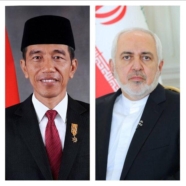 تشکر ظریف از مواضع اندونزی در شورای امنیت برای حفظ برجام