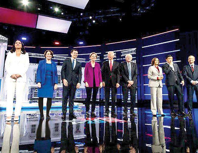 زنگ خطر برای دموکراتها