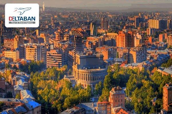 سفر ارزان به کشور زیبای ارمنستان