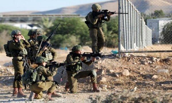 زخمی شدن جوان فلسطینی در تیراندازی نظامیان صهیونیست