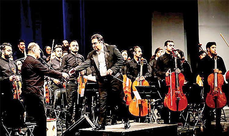 اجرای کنسرت ارکستر ملی به تعویق افتاد