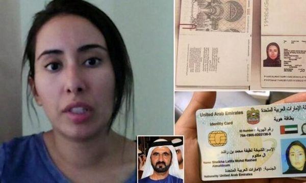 درخواست نهادهای حقوقی برای مداخله سازمان ملل برای آزادی دختر حاکم دبی