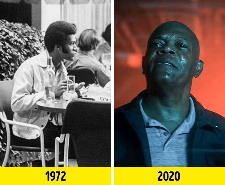 بازیگرانی که در بیش از ۱۰۰ فیلم حضور داشته اند