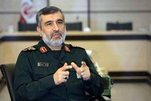 راهکار حل مشکلات کشور از زبان فرمانده هوافضای سپاه