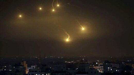 ناکامی اسرائیل در حملات هوایی به سوریه