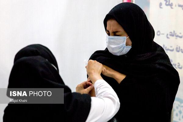 آخرین آمار واکسیناسیون کرونا در پایتخت