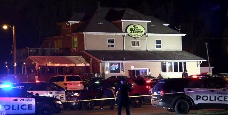 ادامه خشونتهای مسلحانه در آمریکا/ تیراندازی در رستوران