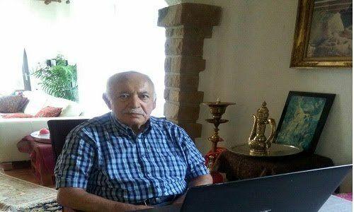 پروفسور کشتی ایران دارفانی را وداع گفت