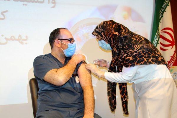 ثبتنام داوطلبان فاز سوم تزریق واکسن کووبرکت