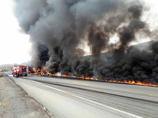 جزییات سانحه رانندگی مرگبار در محور تبریز-ارومیه