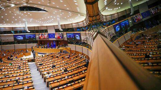 قطعنامه پارلمان اروپا بدون بند احمد مسعود تصویب شد