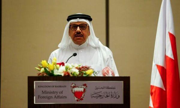 پیام مکتوب وزیر خارجه بحرین به همتای قطری
