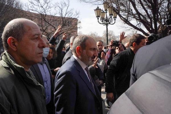نخست وزیر ارمنستان: مهین خود را ترک نمیکنیم