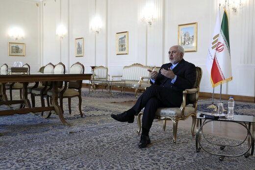ظریف: برجام را انتخاباتی نکنید/ جنگ اقتصادی باید متوقف شود و این موضوع دعوای داخلی نیست