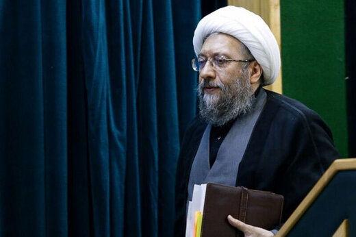 آملی لاریجانی: مردم در انتخابات اجازه ندادند خواب آشفته دشمنان تعبیر شود