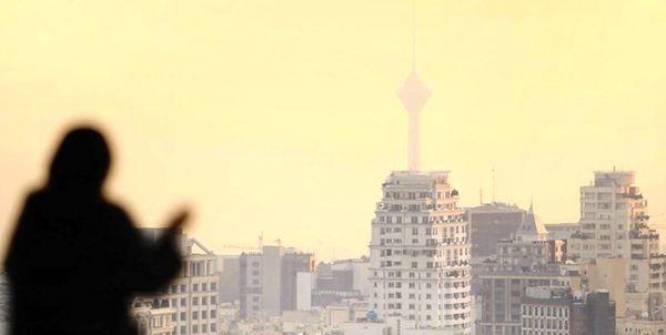 هوای تهران امسال چند روز آلوده بود؟