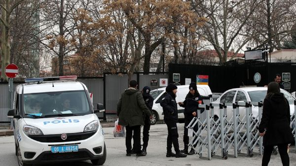 بازداشت دو جاسوس داعشی در آنکارا