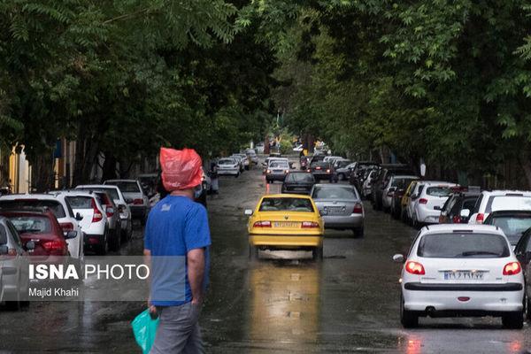 رگبار و رعد و برق در انتظار ۱۸ استان
