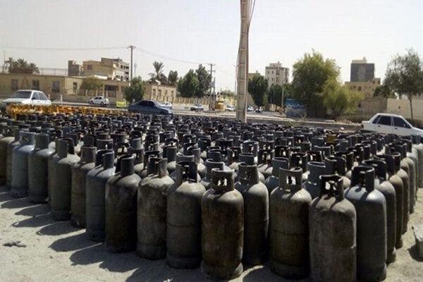 جزئیات آتش زدن ۱۵۰ سیلندر گاز در ایرانشهر