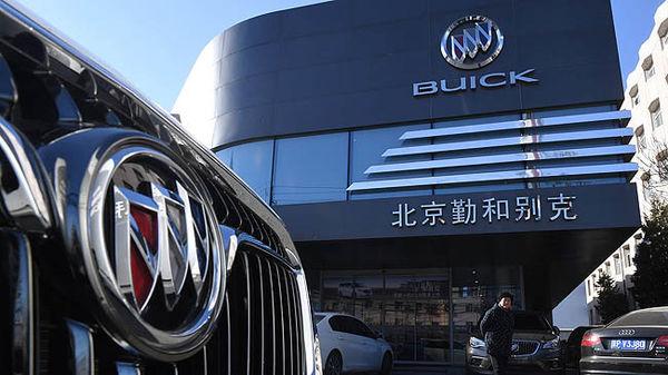 افت فروش جنرالموتورز در چین