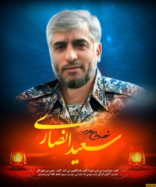 شهیدی که ۳ روز پشت در دفتر شهید سردار سلیمانی تحصن کرد +تصاویر