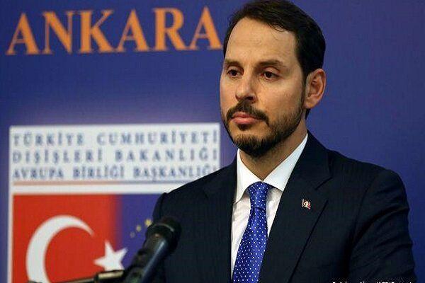 داماد اردوغان از کابینه رفت