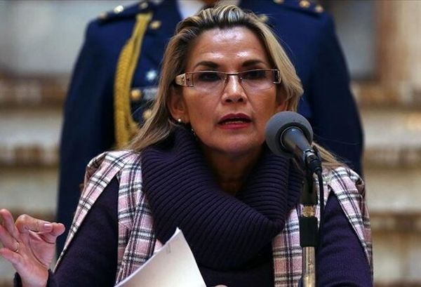 بازداشت رئیس جمهور سابق بولیوی/دلیل دستگیری