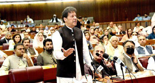 عمران خان با آمریکا اتمام حجت کرد