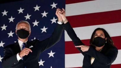 بایدن رسما رئیس جمهور آمریکا شد