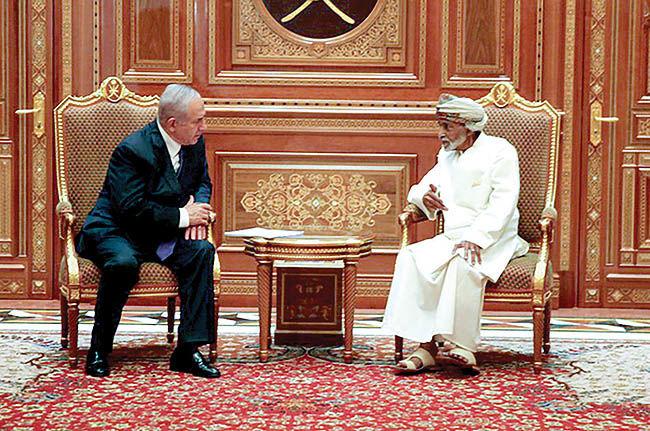 رمزگشایی از سفر نتانیاهو به عمان