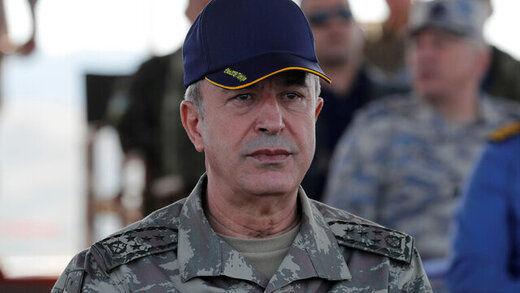 ترکیه پاسخ تهدید خلیفه حفتر را داد