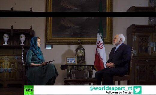 ظریف: روابط من با بایدن به ٢٠ سال پیش بازمی گردد