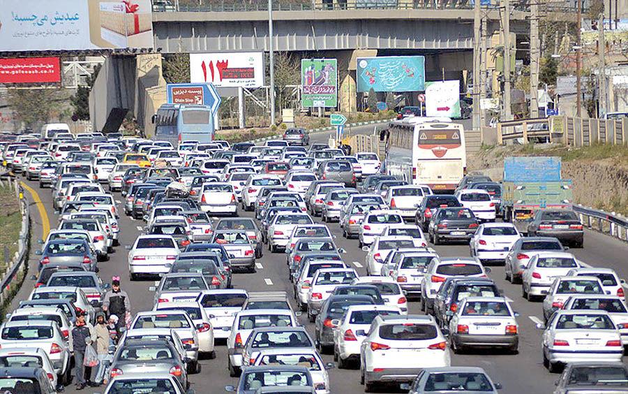 حرکت دقیقه 90 برای ترافیک پاییز
