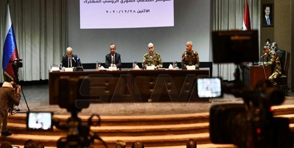 دمشق: بازگشت ثبات و امنیت کامل به سوریه در گرو پایان اشغالگری آمریکا است